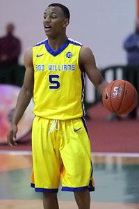 '15 PG Justin Robinson enjoyed Maryland visit