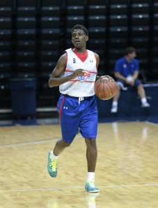 2015 Jawun Evans -Kelly Kline / Under Armour.